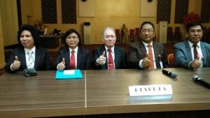 calon Sekretaris Daerah , Sekda Sulut , Edwin Silangen, Roy Mewoh, Olvie Atteng, Jenny Karouw, John Palandung
