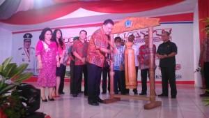 Gubernur Sulawesi Utara ,Olly Dondokambey, Pameran Pembangunan 2016