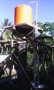 Sumur Bor , Frangky Lelengboto, Minahasa Selatan