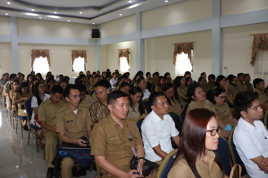 Bendahara Penerimaan dan Pengeluatan SKPD pada Rekonsiliasi Pengelolaan Kas