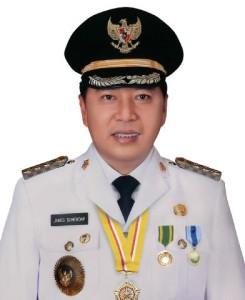 Minahasa Tenggara, James Sumendap ,Wakil Bupati ,Ronald Kandoli