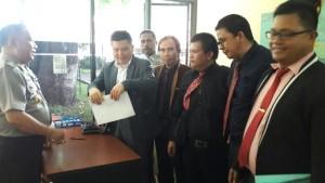 Oknum Ketua BPMS GMIM dan Dua Mantan Rektor UKIT Dilapor ke Polda Sulut