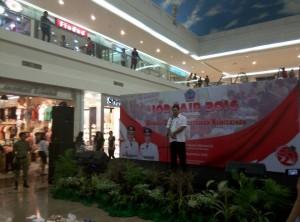 Pekerja Lokal, Wagub Sulut,  Job Fair ,  Job Fair ODSK