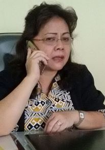 Kadis Kesehatan dan Sosial Kota Tomohon dr Deesje Liuw MBiomed