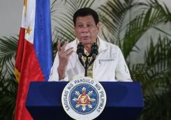 Presiden Rodrigo Duterte