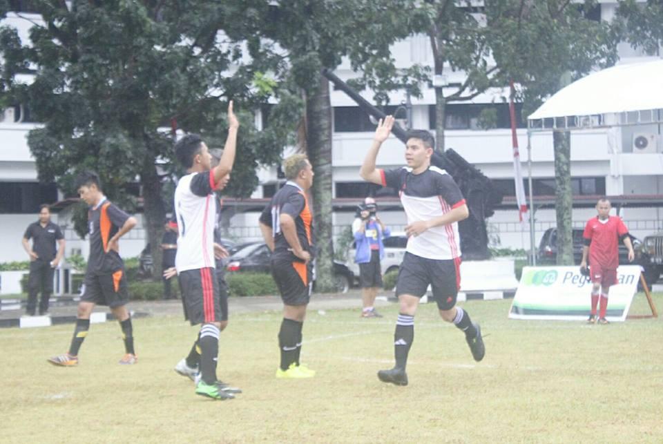 Laga Sulut Hebat 2 Vs Forward A