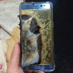 Samsung, Baterai Samsung SDI ,  Galaxy Note 7
