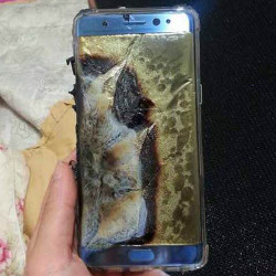 Samsung Galaxy Note 7, Galaxy Note 7 meledak, Galaxy Note 7 china