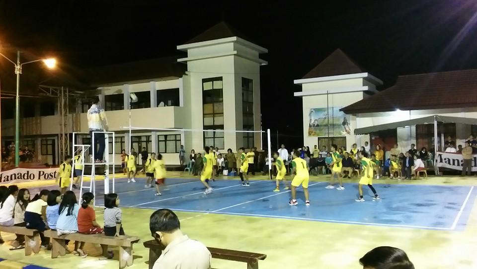 Selain Kejuaraan antar klub se-Sulut, dipertandingkan juga antar kelurahan se-Kota Tomohon