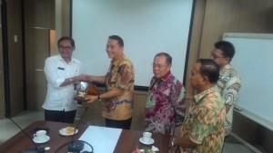 Wujudkan Pelayanan Publik Satu Atap, Pemkot Tomohon Kunker ke Bandung