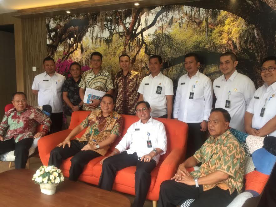 Kunker di Kota Bandung