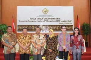 Forum Group Discussion, BPK RI , Christiany Eugenia Paruntu SE,