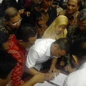 Ivan SJ Sarundajang, Kota Langowan, Minteng ,Minbar ,Pemekaran DOB