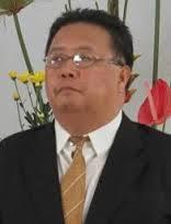 Asisten 1 Pemkab Minsel, Ben Watung