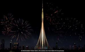 Dubai , Gedung Tertinggi di Dunia,  Burj Khalifa, Dubai Creek Harbour