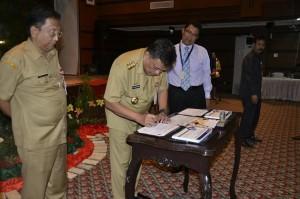 Gubernur ,Sulawesi Utara , Olly Dondokambey, Inflasi
