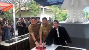 Gubernur Sulawesi Utara , Olly Dondokambey, Kantor Sinode GMIST , GMIST ,Pdt. W.B. Salindeho M.Th,