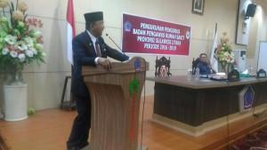 Sekretaris Daerah,  Edwin Silangen,Pengurus BPRS Sulut , Badan Pengawas Rumah Sakit
