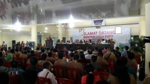 Menteri Desa PDTT, Dana Desa, Eko Putro Sandjojo, UMKM