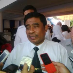 Soni Sumarsono, Plt Gubernur DKI Jakarta