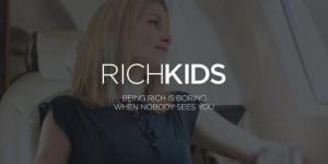 jejarang sosial, Medsos , Rich Kids,