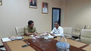 BNN, Wakil Gubernur Sulawesi Utara , Steven Kandouw,  Kombes. Pol, Charles Ngili,
