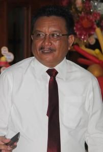 FPSL bitung, Wakil Walikota, Bitung, Ir Maurits Mantiri