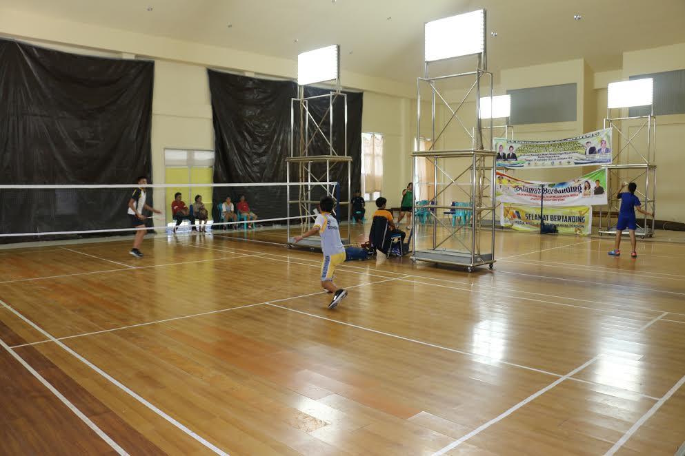 Kejuaraan Bulutangkis antar pelajar Kota Tomohon