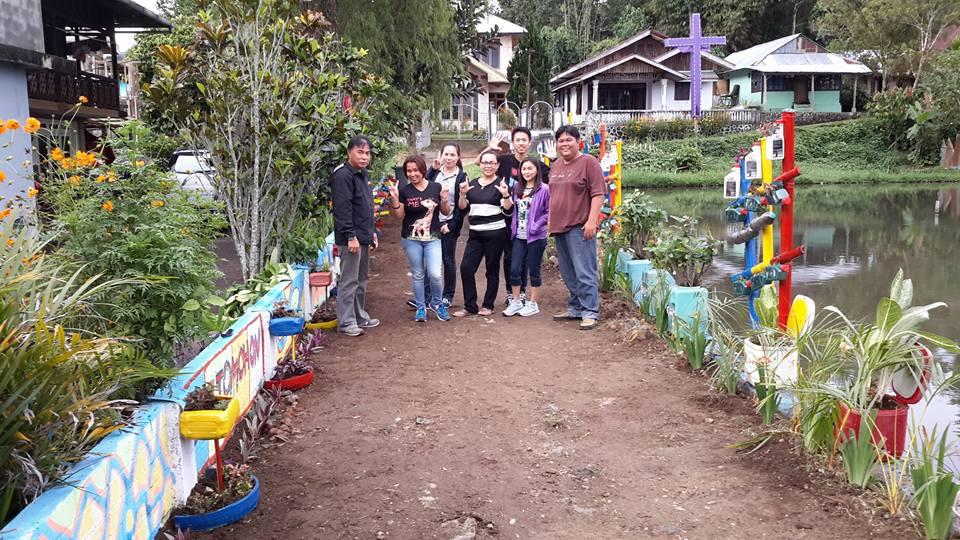 Salah satu lokasi di Kelurahan Matani Dua yang telah ditata lewaqt program Kolaborasi Membangun JFE-SAS