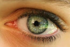 Lingkaran Hitam Mata , kantung mata,