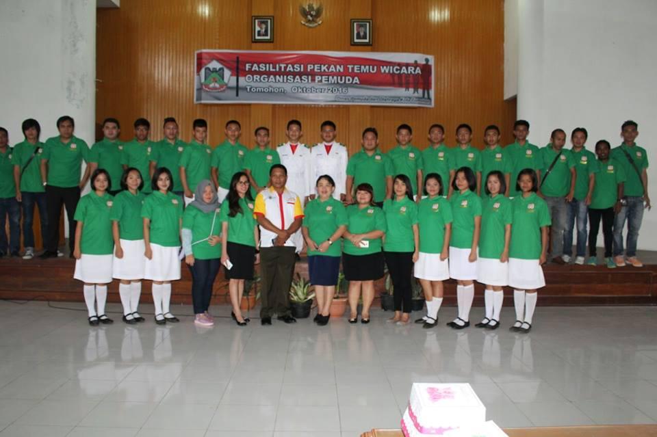Kegiatan Fasilitasi Pekan Temu Wicara Organisasi Pemuda