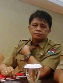 Kabag Perekonomian Sekretariat Daerah Minahasa Tenggara Drs Ferry Uway