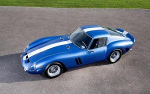 Mobil  Termahal di Dunia, Ferrari klasik, 1962 Ferrari 250 GTO , Ferrari 250 GTO