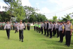 Kapolres Tomohon, Nusantara Bersatu ,  AKBP Monang Simanjuntak
