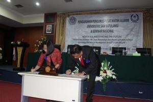 Universitas Sam Ratulangi , North Sulawesi Facing The Future,