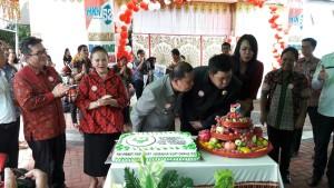 HKN, Hari Kesehatan Nasional,  Bolaang Mongondouw,