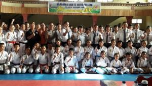 KONI Tomohon , Kejuaraan Karate , Ir Miky JL Wenur