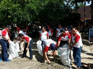 Wagub Sulut Canangkan Gerakan Malendong Bersih Bunaken