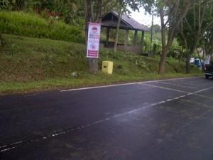 PABU 49, batas Minahasa-Tomohon yang disepakati kedua pihak di tahun 2013