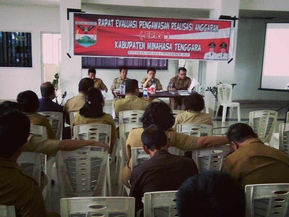 Rapat EPRA di Minahasa Tenggara