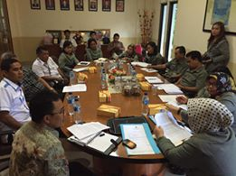 Kunjungan SBAN Liow di BPOM Sulawesi Utara