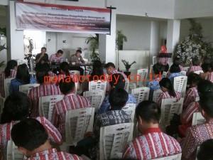 Seminar keterbukaan Informasi Publik di Bidang Pendidikan