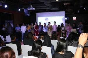 Acara Gala Premiere Film Senjakala di Manado