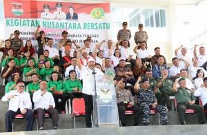 apel Nusantara Bersatu,James Sumendap SH,