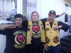 Geng Tribal Huk, 'Berandalan' yang Bersihkan Kota Dari Obat Terlarang dan Bagikan Makanan Gratis