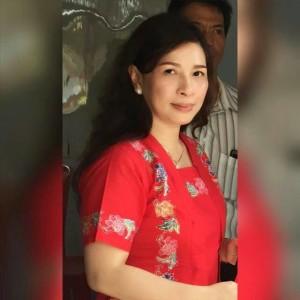 Ketua TMP Sulawesi Utara, Vanda Sarundajang SS
