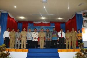 Wali Kota Tomohon Ikut FGD BPK di Bitung