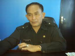 Sekretaris DPRD Tomohon Andrikus Wuwung SSos