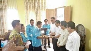 Kompleka BIPRA Sinode GMIM Ibadah Pranatal di Keluarga Liow-Wenur