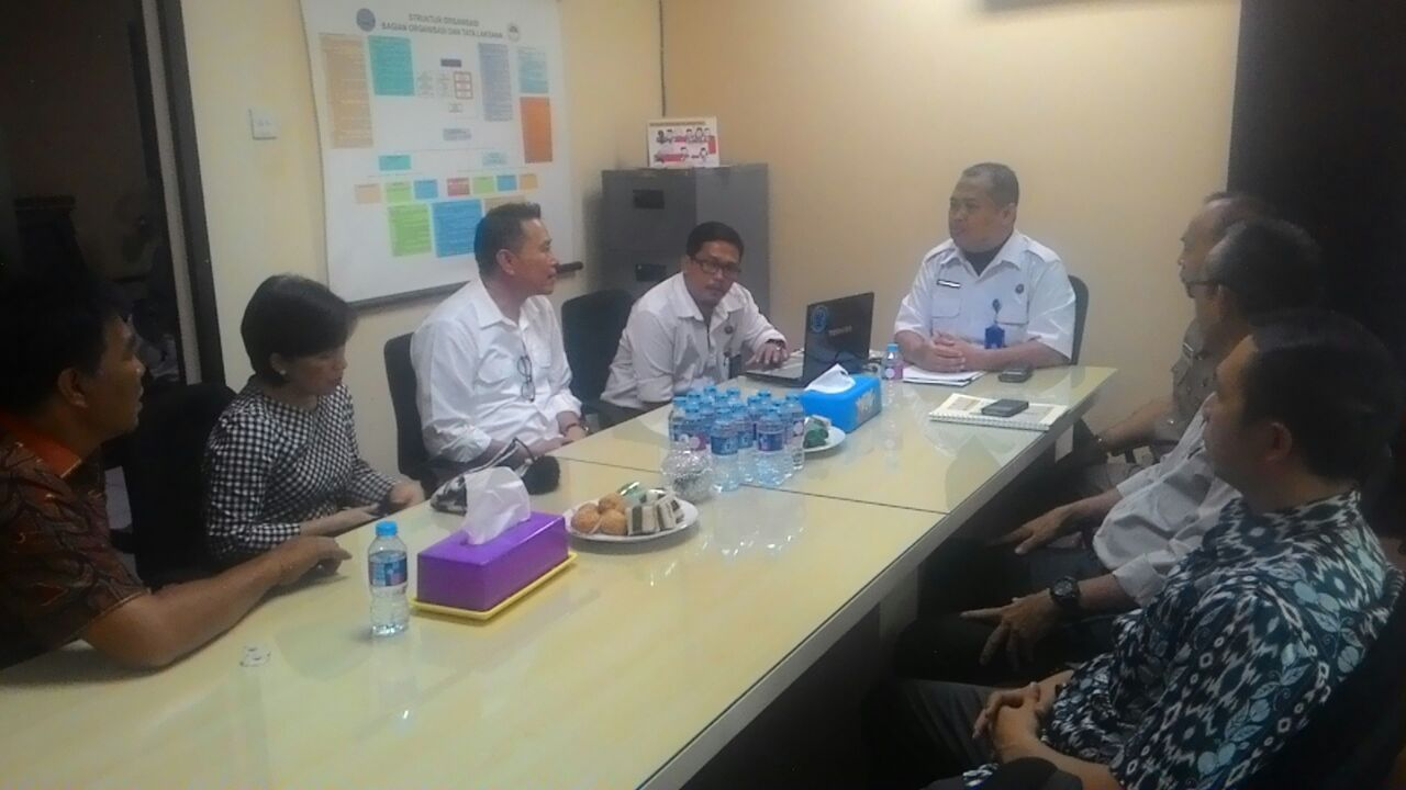 Wali Kota mengkoordinasikan pembentukan BNN